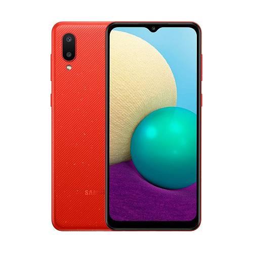 Смартфон Samsung Galaxy A02 SM-A022 2/32GB Red ***