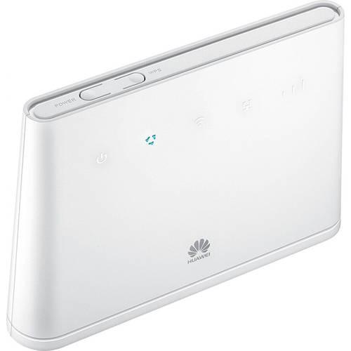 Модем 4G/3G + Wi-Fi роутер Huawei B311-221 LTE White