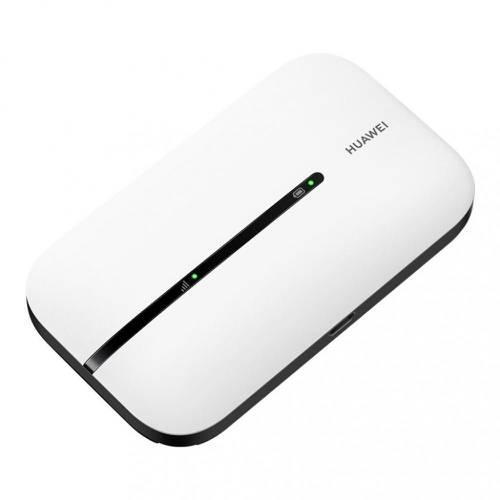 3G/4G Wi-Fi роутер HUAWEI E5576-320 White
