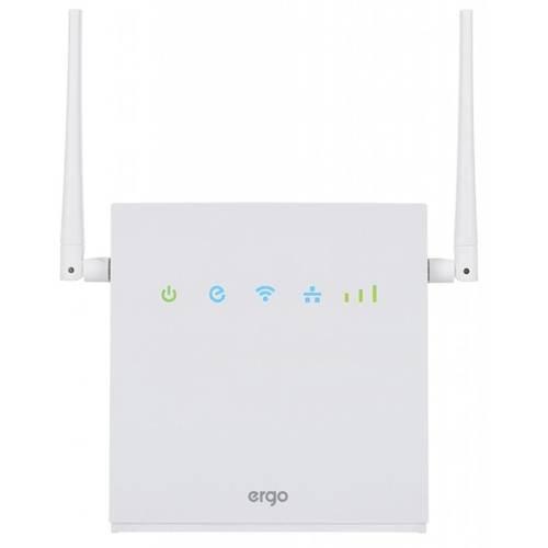 4G/3G modem + Wi-Fi router Ergo R0516