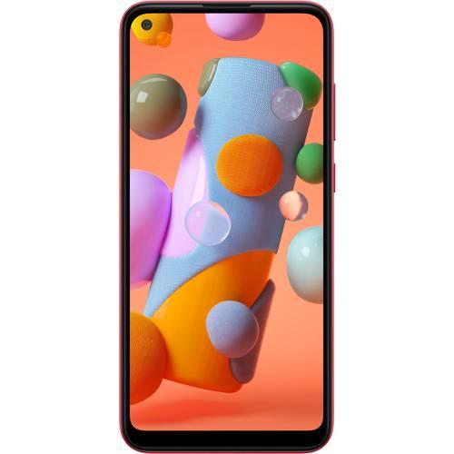 Смартфон Samsung Galaxy A11 A115 (SM-A115FZRNSEK) Red