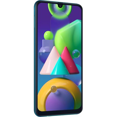 Смартфон Samsung Galaxy M21 4/64GB (SM-M215FZGUSEK) Green
