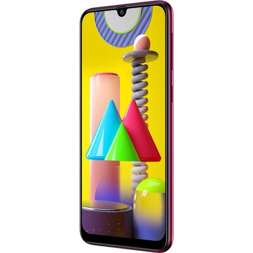 Смартфон Samsung Galaxy M31 6/128GB (SM-M315FZRVSEK) Red