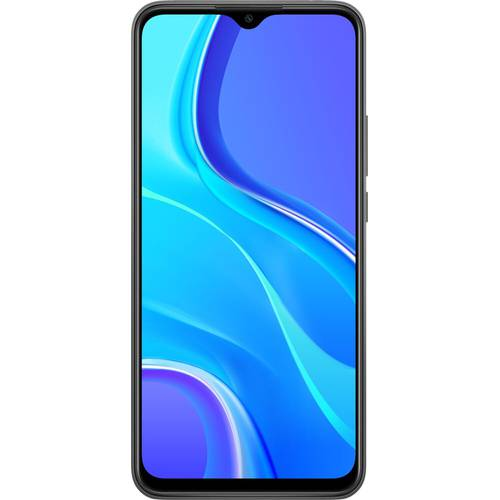 Смартфон Xiaomi Redmi 9 4/64GB Grey NFC