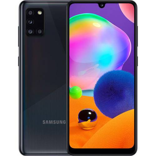Смартфон Samsung Galaxy A31 4/64GB Black (SM-A315FZKU) ***