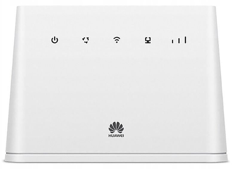 Модем Huawei B311-221 LTE White