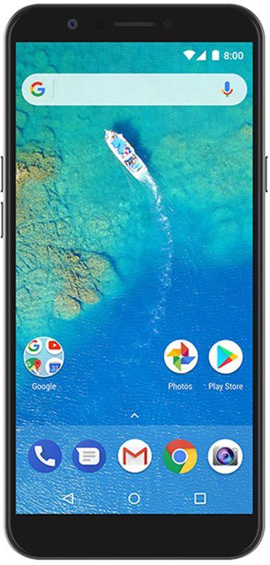 Смартфон General Mobile 8 3/32 Grey