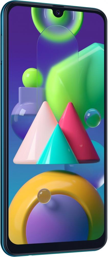 Смартфон Samsung Galaxy M21 4/64GB (SM-M215FZGUSEK) Green