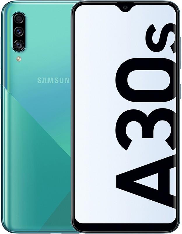 Смартфон Samsung Galaxy A30s 3/32GB Green (SM-A307FZGU)