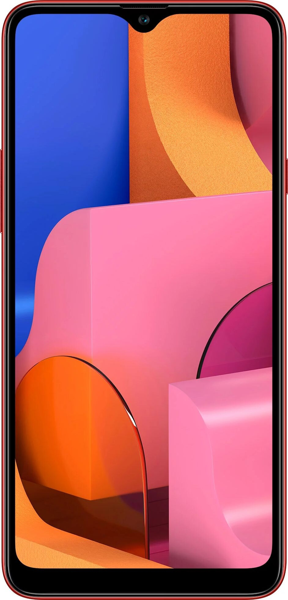Смартфон Samsung Galaxy A20s A207F 3/32Gb (SM-A207FZRDSEK) Red