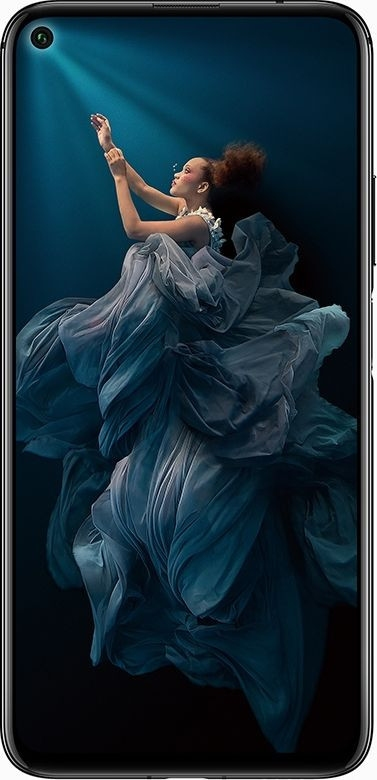 Смартфон Honor 20 Pro 8/256GB Phantom Black